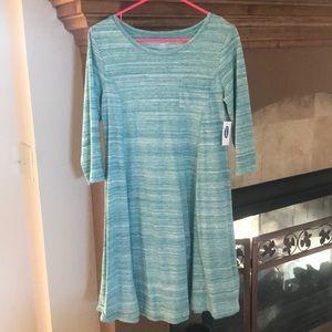 Girls Old Navy Knit Swing Dress